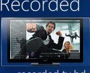 Recorded TV HD Half-Off!