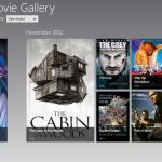 My Media Center Movie Gallery
