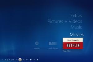Windows Media Center Command Line Options