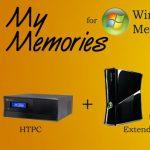 My Memories for Windows Media Center Updated
