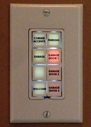 garage door switchMonitor Your Garage Doors with Insteon  The Digital Media Zone