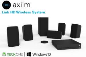Axiim Link HD Brings Wireless Audio to Xbox and Windows 10