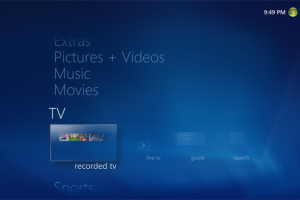 Setting Up a TV Tuner in Media Center
