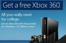 Buy a PC Get a Free XBOX 360