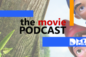 The Movie Podcast #54: We <3 @NathanFillion & Gnomes