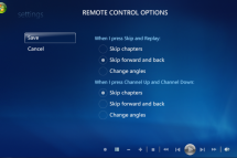 Remote Control Options