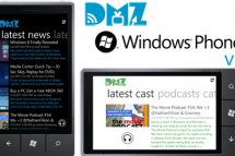 The DMZ Windows Phone 7 App v2 Officially Released!