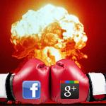 Google+ v. Facebook ... The Showdown