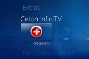 Ceton Diagnostic Media Center Plugin Beta Release