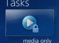 Media Center Quick Tip – Enable Media Only Mode
