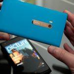 Nokia Lumia 900 - Back