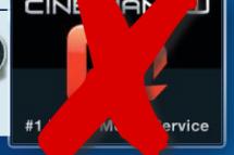 Is CinemaNow Gone from Window Media Center?