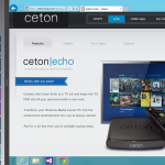 Ceton Companion on Windows 8 and Renamed to My Media Center