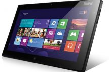 Windows Tablets on Display at CES