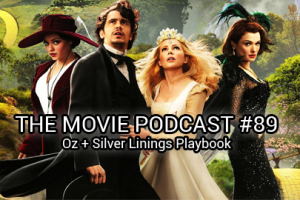 Movie Podcast #89: We've missed us too