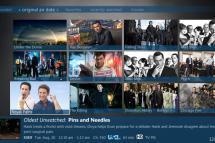 Recorded TV HD Adds Metro Theme
