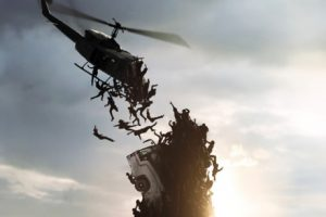 Seen in HD 151 - World War Z review, Target goes digital