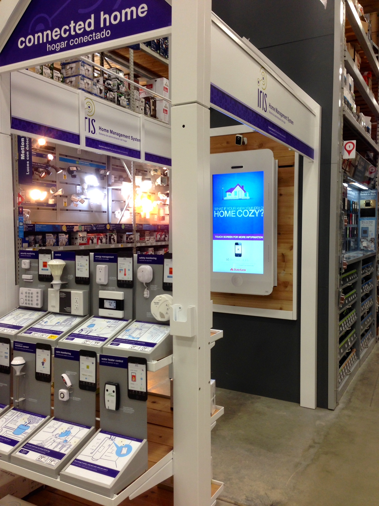 Retailers Struggle To Introduce Smarthome Tech The