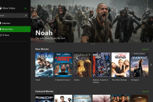 Microsoft Redesigns Xbox Video for Windows
