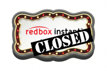 Once Redbox Instant Locks Up, So Does Your Content