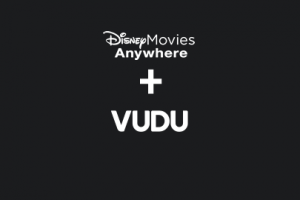 VUDU partners with Disney Movies Anywhere