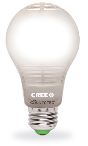 Cree Connected Bulb Soft White On