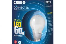 Cree Announces Anticipated Connected Bulb