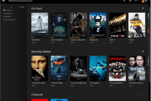 Moving a Movie Library from Media Center to Plex
