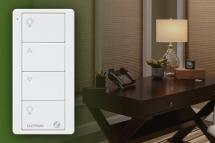 Lutron's New ZigBee Remote Controls Connected Bulbs