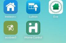 HomeKit App Comparison: Round One