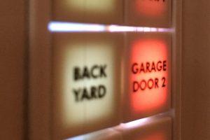 Monitor Your Garage Doors with Insteon