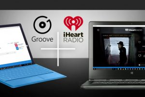 Groove Music Integrates with iHeartRadio