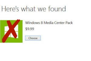 Microsoft Stops Selling Media Center