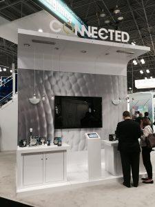 TCP booth at Lightfair 2015