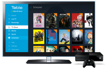Tablo TV DVR Comes to Xbox One
