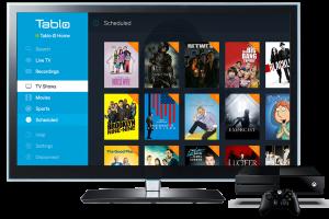 Tablo TV DVR Comes to Xbox One