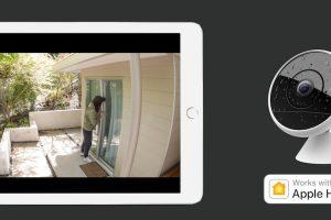 Logitech's Circle 2 is Now HomeKit Compatible