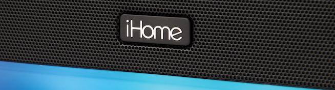 iHome iAVS16 banner