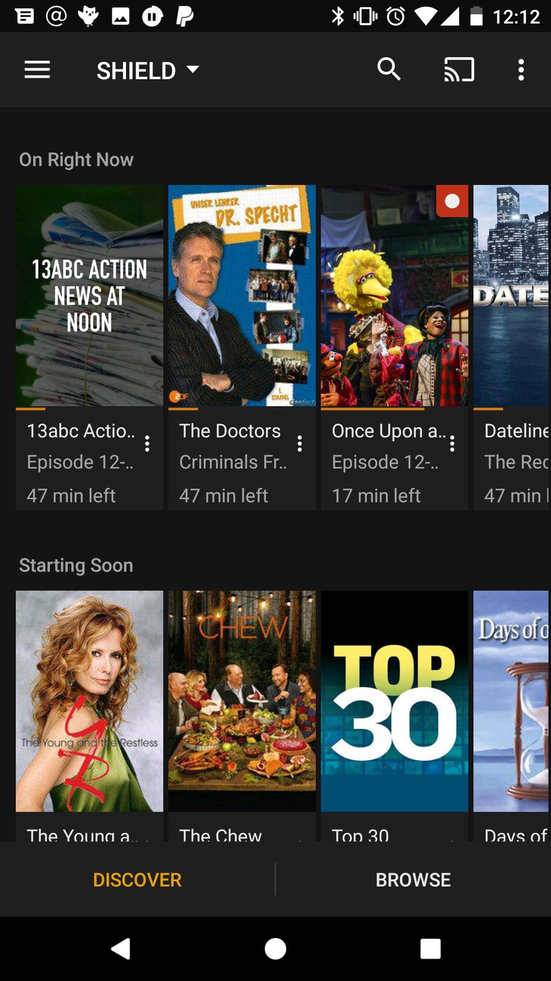Record Ahead with Plex DVR   The Digital Media Zone