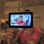 EZVIZ Lookout is a Doorbell Camera for Peepholes