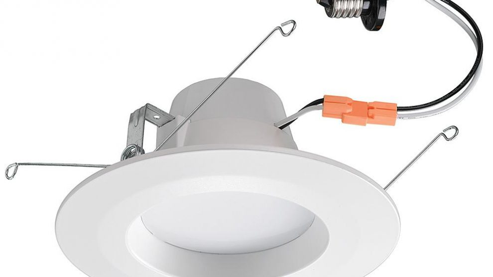 Home Depot Offers Color Changing Led Downlight For Beginners