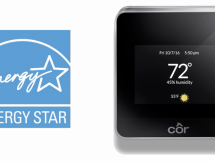 Carrier côr thermostat is eligible for rebate programs