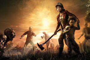 Story Players #028 - The Walking Dead Season 4 Episode 1