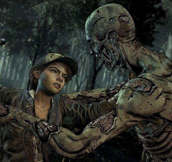 Story Players #029 - The Walking Dead Season 4 Episode 2