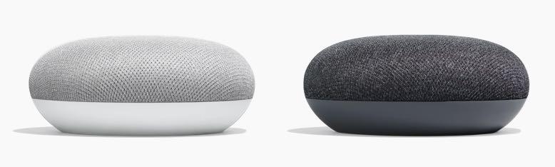 Win Two Google Home Mini Speakers