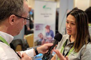 Richard Gunther interviews Chefling's Nancy Tu