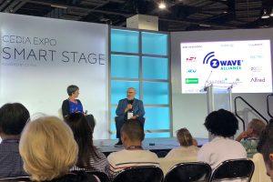 Mitch Klein speaks at CEDIA Expo 2019