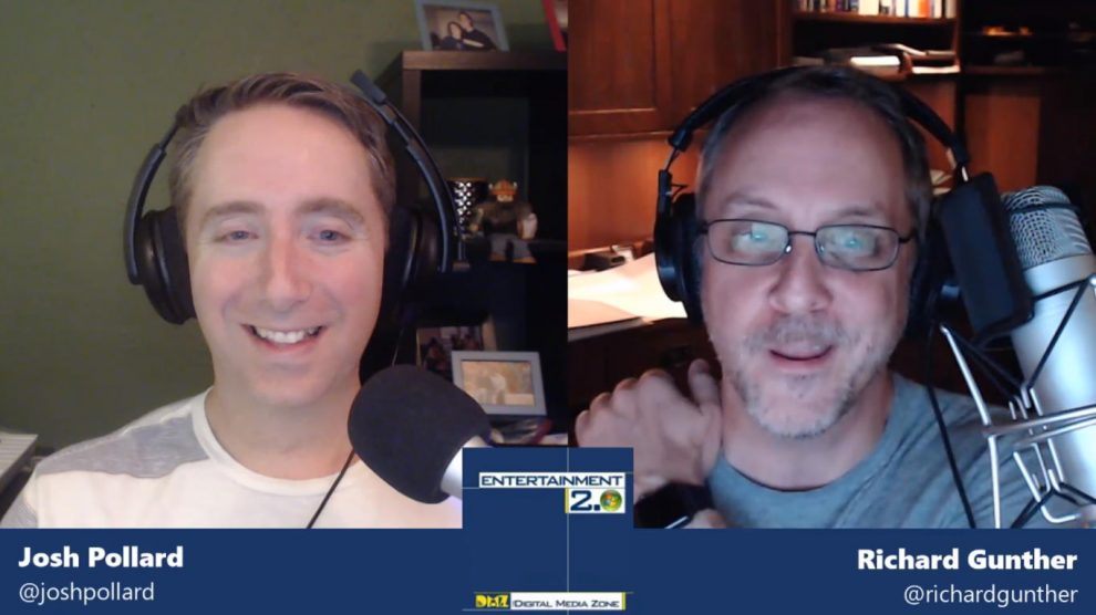 Entertainment 2.0 #496 - Your Conspiracy Theory is Concerning