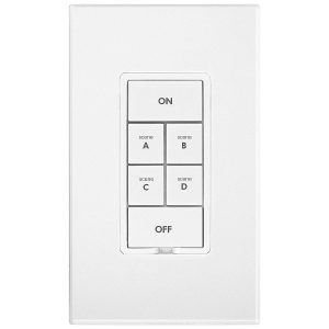 Insteon Dimmer Keypad