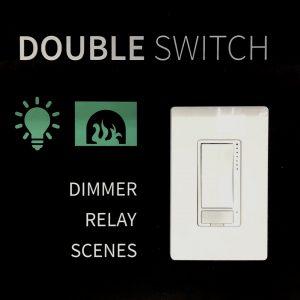 Zooz Double Switch